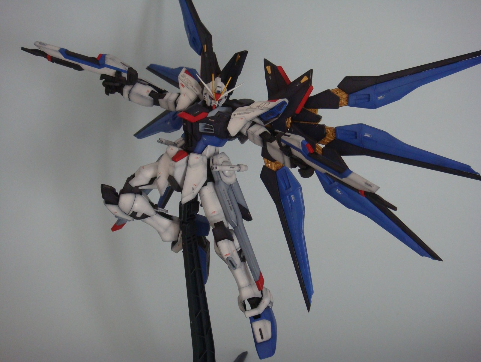 MG Strike Freedom: Completed | Saint-ism – Gaming, Gunpla ...