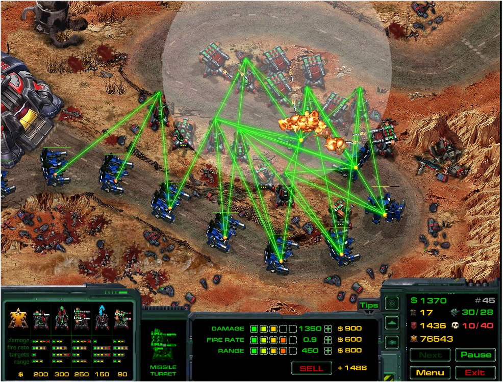 towerdefense games