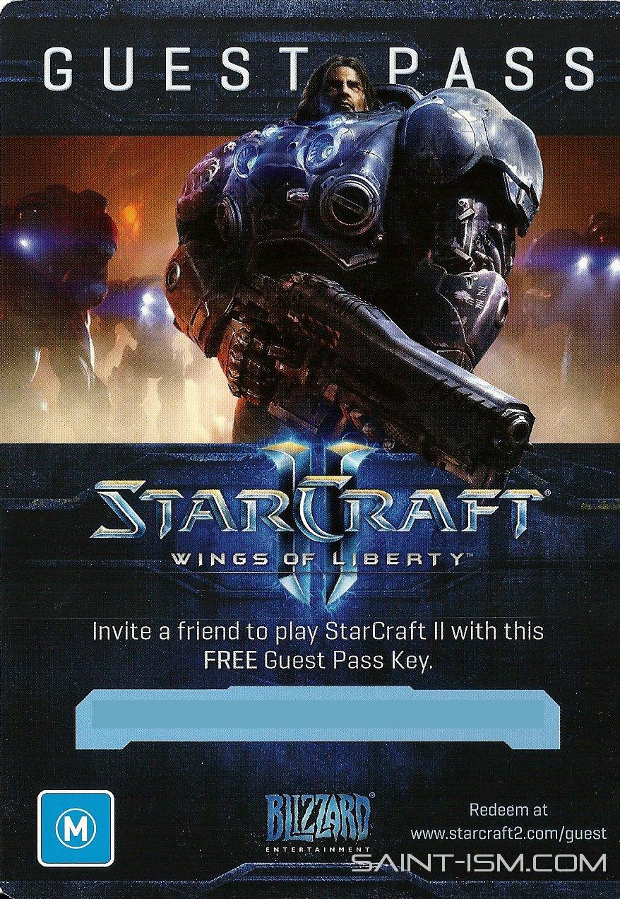 Starcraft 2 Wings Of Liberty Game Key