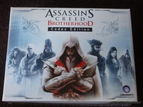 Assassins Creed: Brotherhood – Codex Edition Unboxing ...
