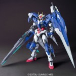 MG 00 Gundam Seven Swords boxart and screenshots