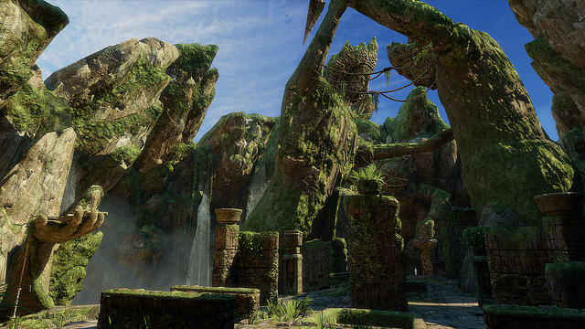 Naughty Dog teases Flashback Map Pack #1 for Uncharted 3