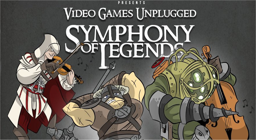 A look back at Symphony of Legends