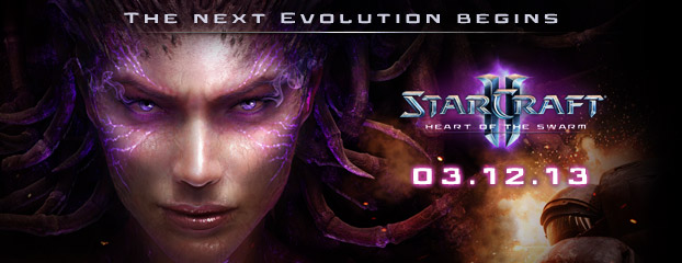 StarCraft II - Heart of the Swarm storyline and gameplay predictions
