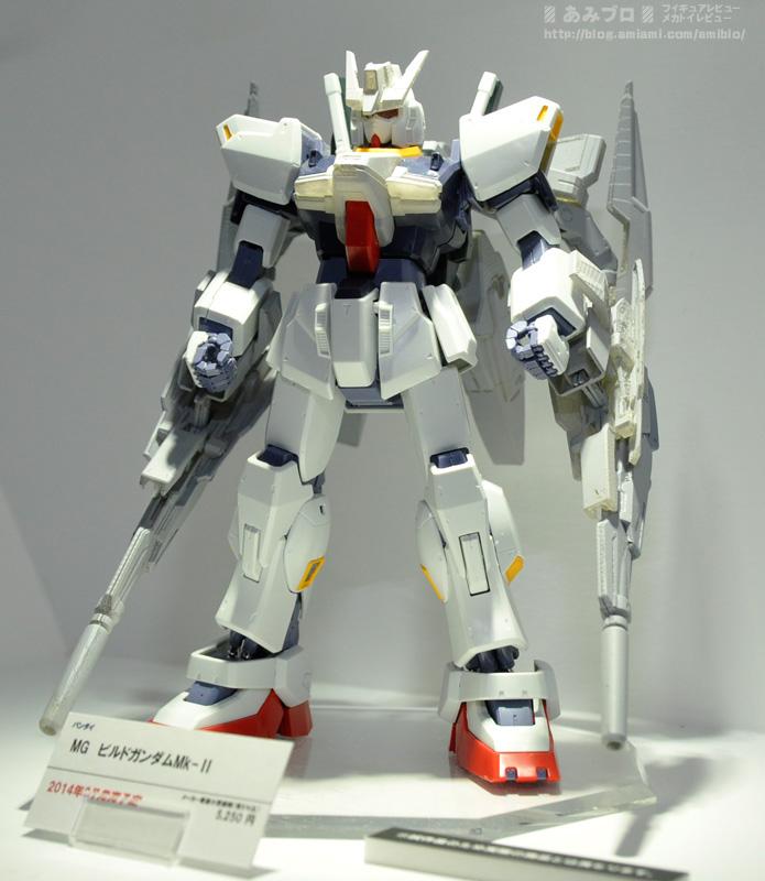 Gunpla Expo World Tour Japan 2013 – MG Sazabi, Gundam X, Build