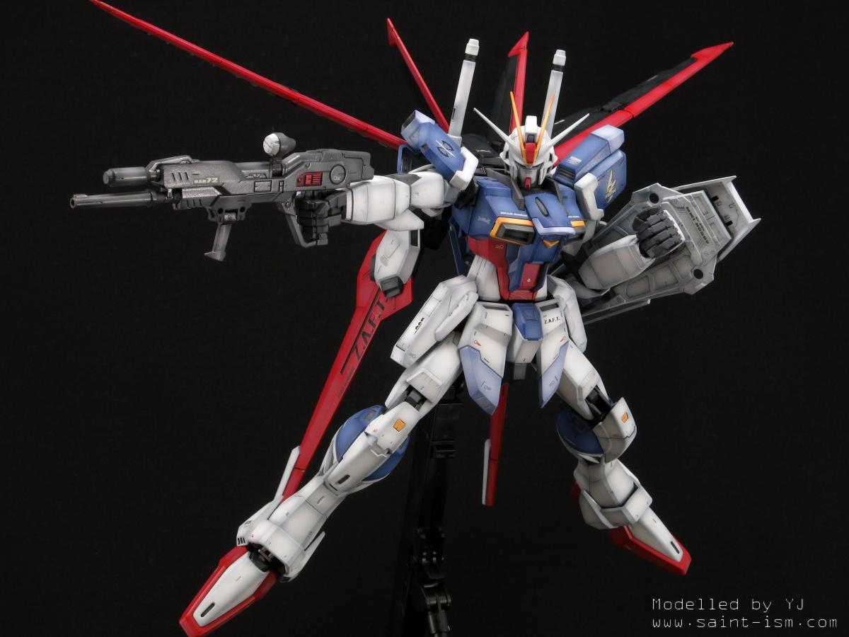 MG Force Impulse Gundam