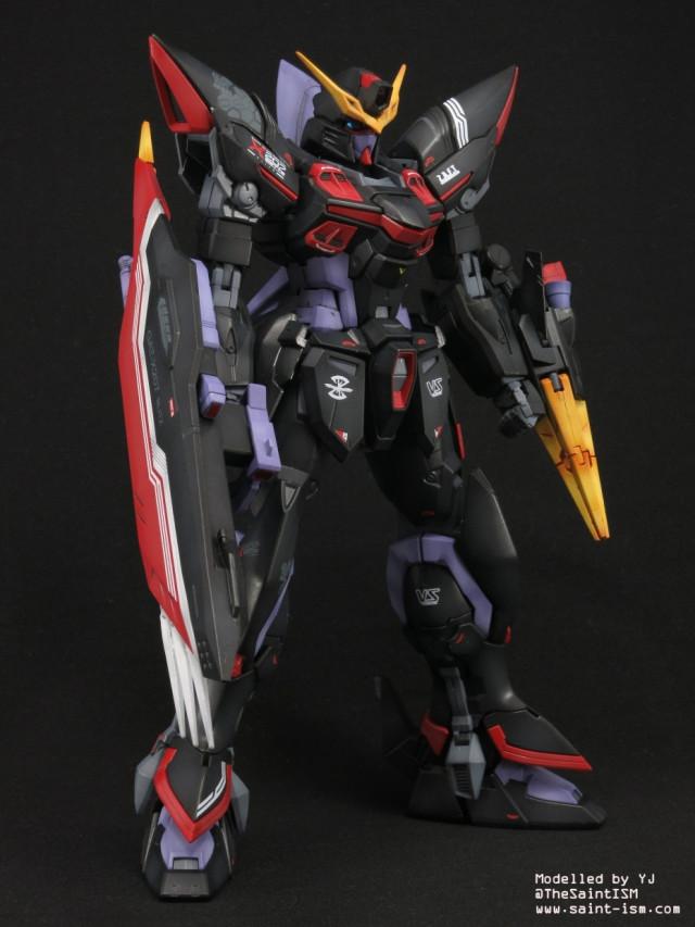 MG Blitz Gundam previe...