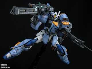 MG Duel Gundam Assault Shroud