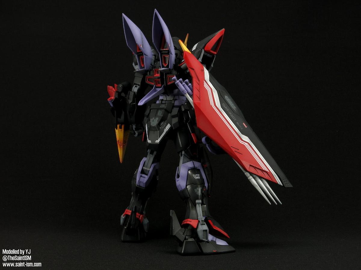 MG Blitz Gundam     Co...