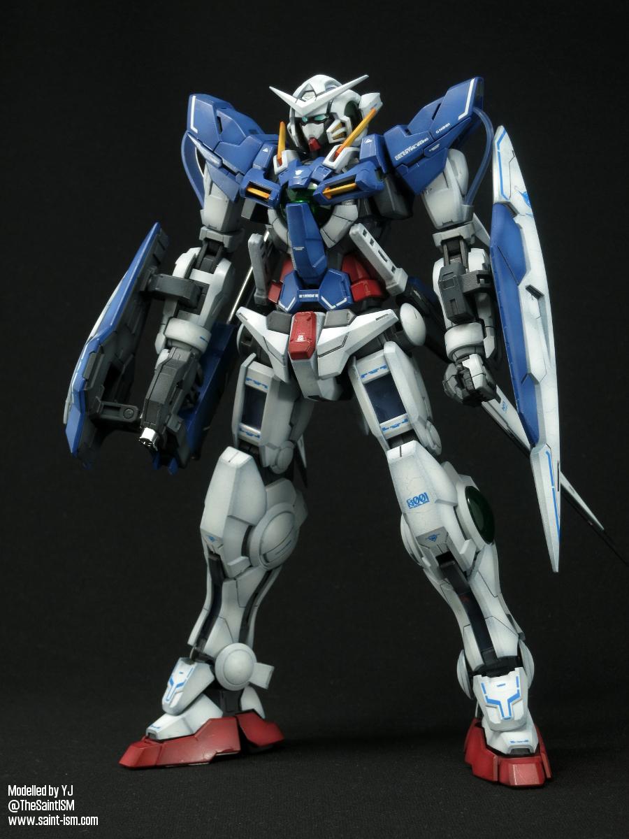 Pre-Order Metal Build Gundam Exia / Exia Repair III ...  |Gundam Exia