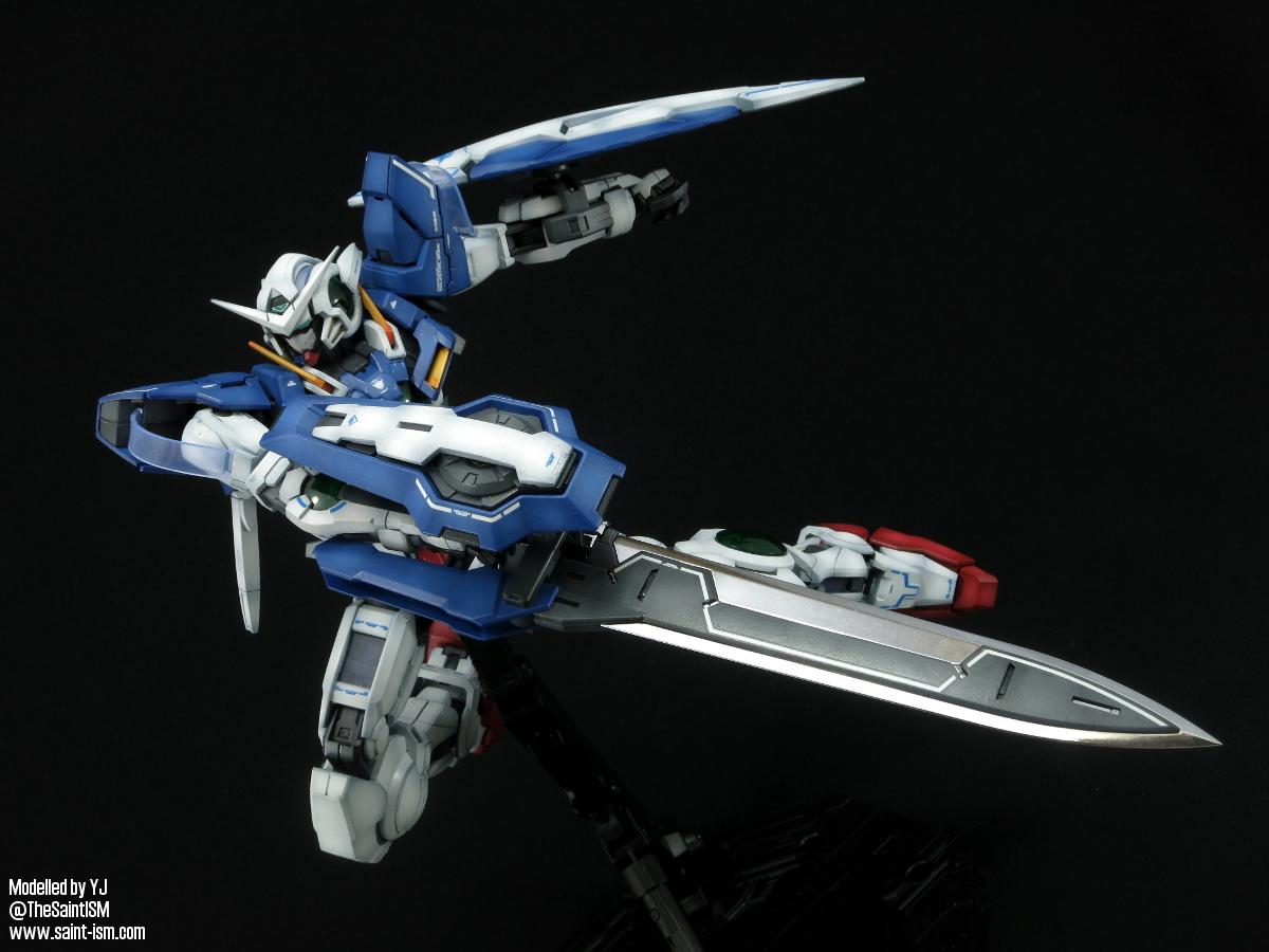 MG Gundam Exia