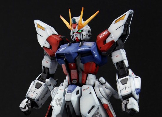 MG Build Strike Gundam
