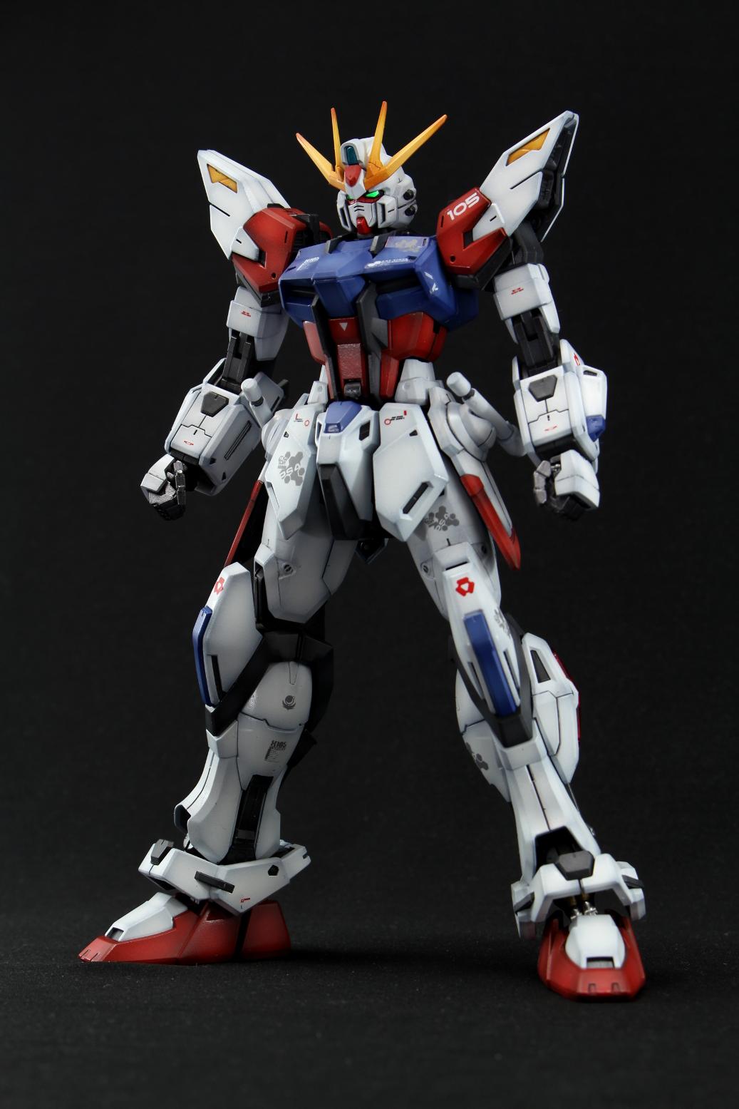 MG Build Strike Gundam