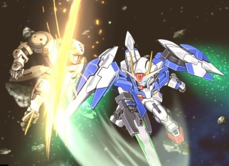 The epic music from Super Robot Wars PVs Vol.1