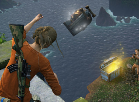 Early look at Uncharted 4 MP release boosters, weapons and unlock system