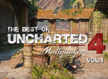 The Best of Uncharted 4 MP Vol.1 - Spezzotti