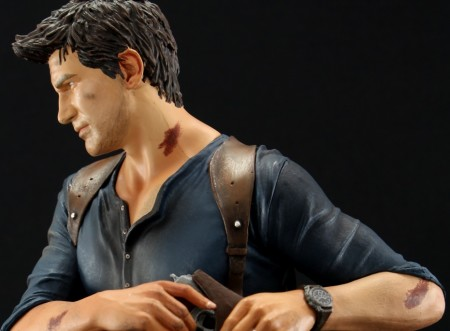 Nathan Drake - Uncharted 4 Collector's Edition