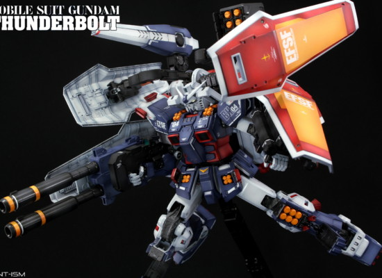MG FA-78 Full Armour Gundam (Gundam Thunderbolt) ver. Ka