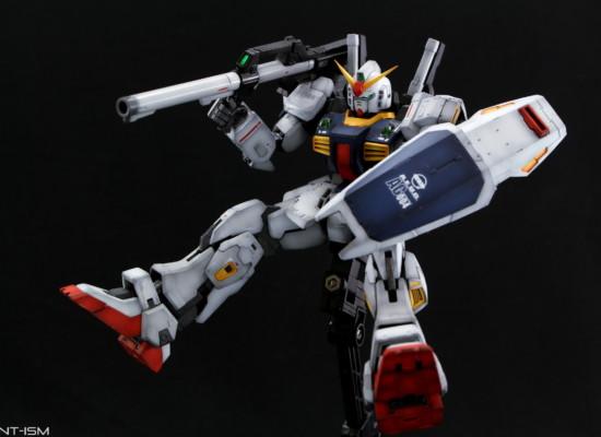 RG RX-178 Gundam Mk-2