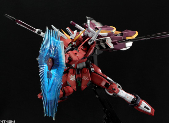 MG Infinite Justice Gundam