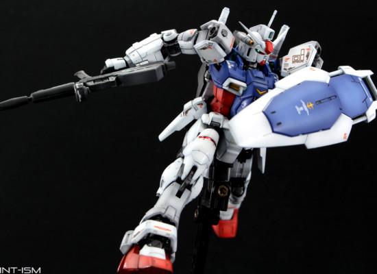 RG RX-78 Gundam GP01 Zephyranthes